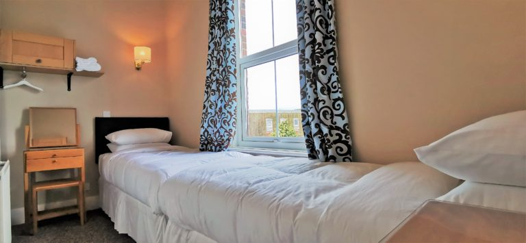 Alexandra Twin Bedded Room