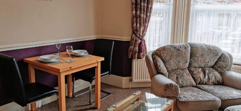 Elizabeth Apartment Lounge