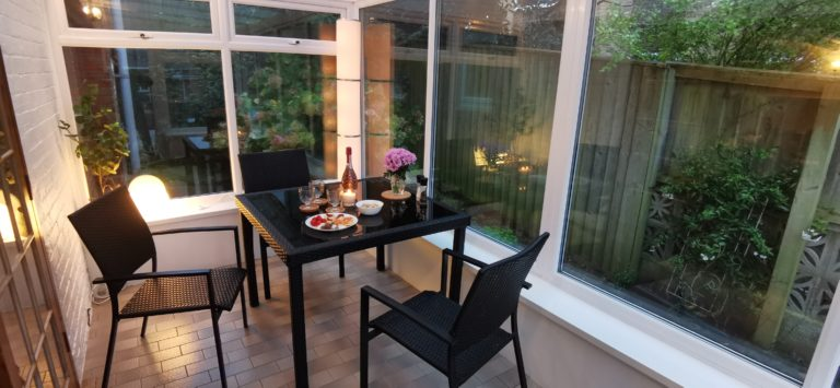 The Garden Apartment - Conservatory