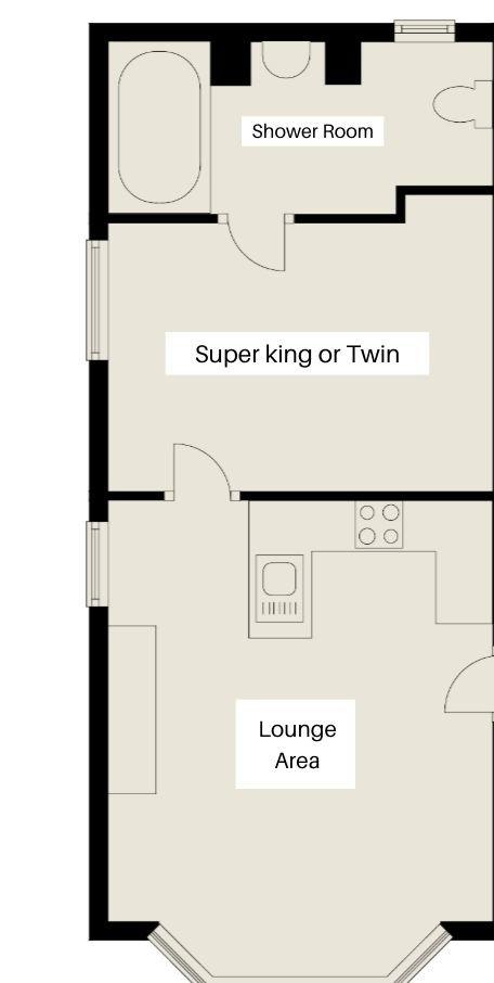 Victoria Apartment Floor Plan